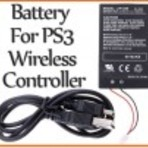 Ofertas - Bateria Para Wireless Controller PS3