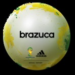 Futebol - A bola da Copa do Mundo de 2014 já tem nome: Brazuca