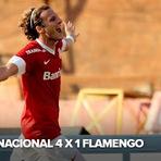 Futebol - Os gols - Internacional 4 x 1 Flamengo - 02/09/12 - Brasileirão 2012