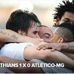 Futebol - O gol - Corinthians 1 x 0 Atlético-MG - 02/09/12 - Brasileirão 2012