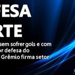 Futebol - Há quatro jogos sem sofrer gol, Grêmio tem defesa consistente