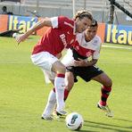 Futebol - Internacional 4 x 1 Flamengo - #OREMOS