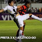 Futebol - Os gols - Ponte Preta 3 x 1 Atlético-GO- 02/09/12 - Brasileirão 2012