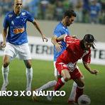 Futebol - Os gols - Cruzeiro 3 x 0 Náutico - 02/09/12 - Brasileirão 2012