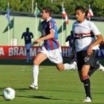 Futebol - Com estreia de uniforme novo, Bahia derrota o São Paulo