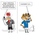 Futebol - 21ª RODADA DO BRASILEIRÃO