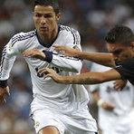 Futebol - Real Madrid x Granada: CR7 marca duas vezes e dá vitória ao Real