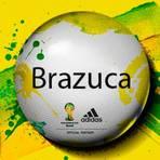 Futebol - Brazuca, o nome oficial da bola de 2014