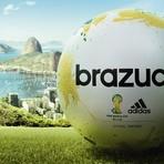"""Futebol - """"Adidas Brazuca"""" é o nome da Bola Oficial da Copa 2014"""