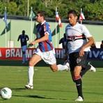 Futebol - Tricolor Paulista: BAHIA 1 X 0 SÃO PAULO