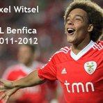 Futebol - Melhores momentos de Axel Witsel no Benfica