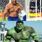 Futebol - Melhores momentos d'O Incrível Hulk no FC Porto