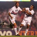 Futebol - SÃO PAULO 1 X 1 INTERNACIONAL DETALHES DA PARTIDA