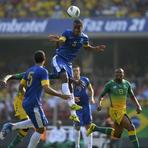 Futebol - Brasil 1 x 0 África do Sul - Amistoso Imternacional (Atuação ruim, vitória sofrida e muitas vaias da torcida...)