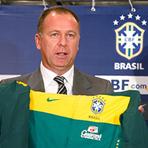 Futebol - Convocados da Seleção Brasileira em 2012 contra Argentina