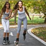 Saúde -  A patinação in-line é diversão em forma de exercício