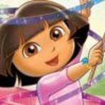 Jogos - Tratamento de Pele da Dora - Click Jogos da Barbie