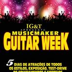 Música - IG&T apresenta: Music Maker Guitar Week