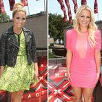 Música - Simon Cowell quer dueto de Britney Spears e Demi Lovato no final do 'X Factor'
