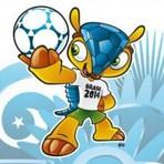 Futebol - Tatu-bola é escolhido como mascote da Copa 2014