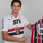 Futebol - Ganso é oficialmente do São Paulo
