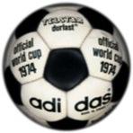 Futebol - Confira a evolução das bolas da Copa do Mundo