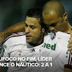 Futebol - Os gols - Fluminense 2 x 1 Náutico - 22/09/12 - Brasileirão 2012