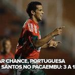 Futebol - Os gols - Portuguesa 3 x 1 Santos - 22/09/12 - Brasileirão 2012