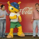 Futebol - promoção coca cola
