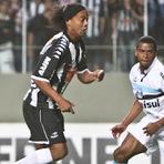 Futebol - Atlético-MG e Grêmio empatam sem gols - 23/09/12 - Brasileirão