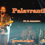 Música - Show Palavrantiga em Teresina 8 de dezembro