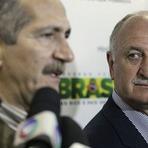 Futebol - Felipão aceita ser consultor do Ministério do Esporte