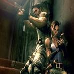Jogos - Resident Evil 5 - Chris e Sheva