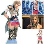 Entretenimento -  Gatas de Games - Especial Final Fantasy