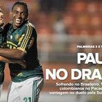 Futebol - Os gols - Palmeiras 3 x 1 Millonarios - 02/10/12 - SulAmericana