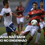 Futebol - Flamengo e Bahia empatam sem gols - 04/10/12 - Brasileirão 2012