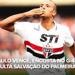 Futebol - Os gols - São Paulo 3 x 0 Palmeiras - 06/10/12 - Brasileirão 2012