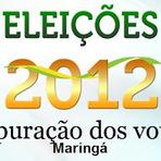 Eleições 2012 - Veja os candidatos vereadores mais votados em Maringá.