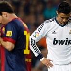 Futebol - Messi 2 x 2 Cristiano Ronaldo