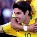 """Futebol - Kaká está de volta na Seleção: """"É como se fosse a primeira convocação"""""""