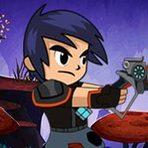 Jogos - Jogo online: Battle for Slugterra