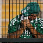 Futebol - O cortejo fúnebre alviverde