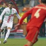 Futebol - Portugal perde diante da Rússia, em Moscou