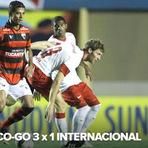 Futebol - Os gols - Atlético-GO 3 x 1 Internacional - 13/10/12 - Brasileirão 2012