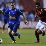 Futebol - Flamengo 1 x 1 Cruzeiro - A nove pontos do alívio e a nove pontos do inferno... O_o