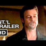 """Cinema - Trailer internacional de """"Killing Them Softly"""", com Brad Pitt e James Gandolfini."""