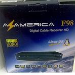 Tecnologia & Ciência - Nova Atualização Azamerica F98 Hd 23-10-2012