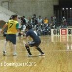 Futebol - Seleção Brasileira de Futsal empata em amistoso com o Japão