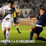 Futebol - O gol - Ponte Preta 1 x 0 Cruzeiro - 25/10/12 - Brasileirão 2012