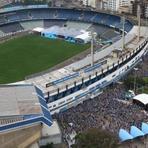Futebol - Estádio Olímpico Monumental, o imortal